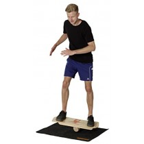 Pedalo® Surf I Ultimatives Fun-Sport Gerät I Gleichgewichtstrainer I Balance Board I Balance Kreisel I Koordination I Functional Training