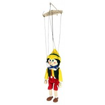 "ABA aba63251 20 cm ""Pinochio"" Holz Marionette"